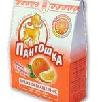 Пантошка - дополнительный источник витамина С.